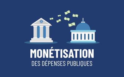 MONÉTISATION DES DEPENSES PUBLIQUES
